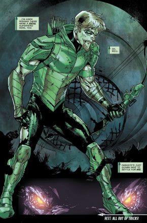 Green Arrow Vol. 6 #41