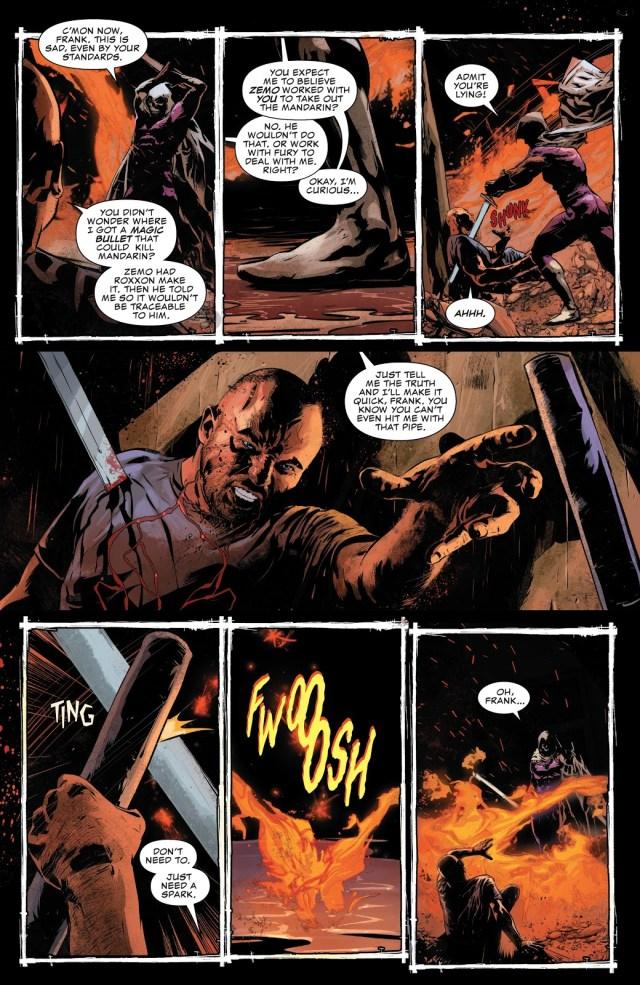 The Punisher VS Taskmaster