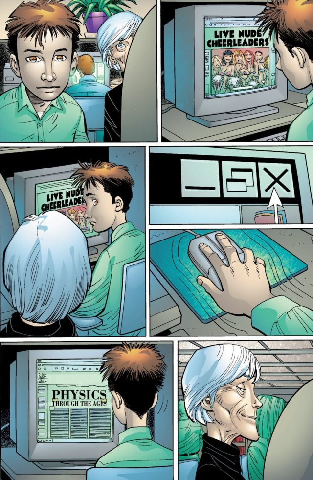 How Much Aunt May Loves Peter Parker