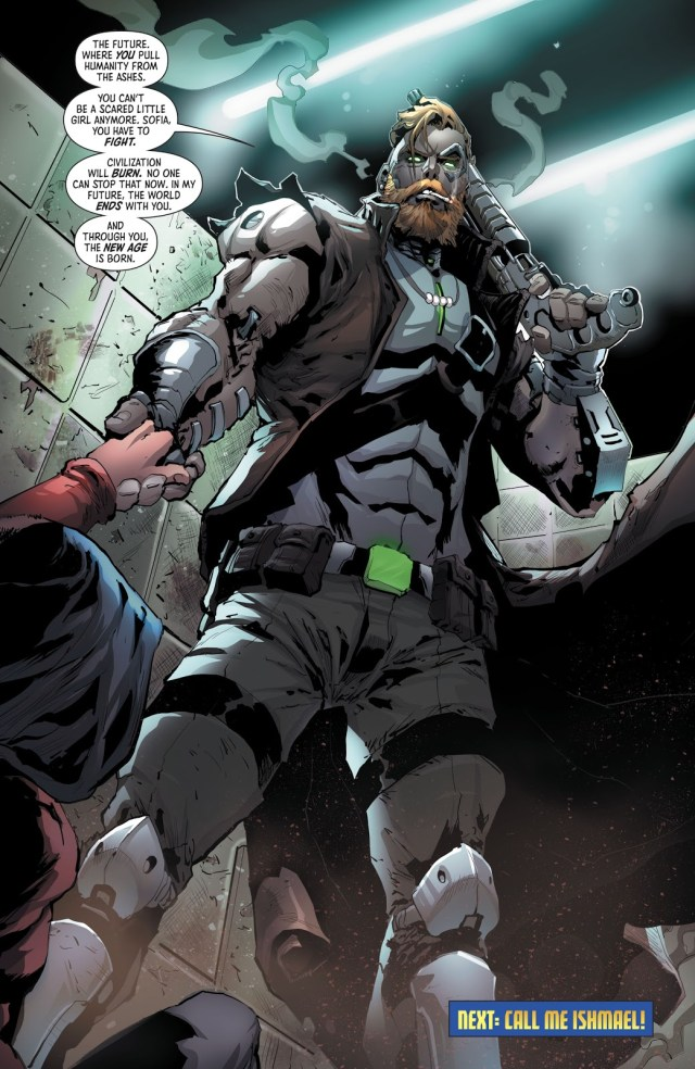 Kaliber (Batman And The Outsiders Vol. 3 #1)