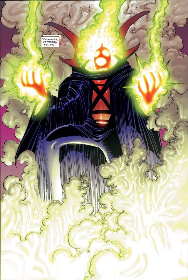 Dormammu (The Amazing Spider-Man Vol. 2 #57)
