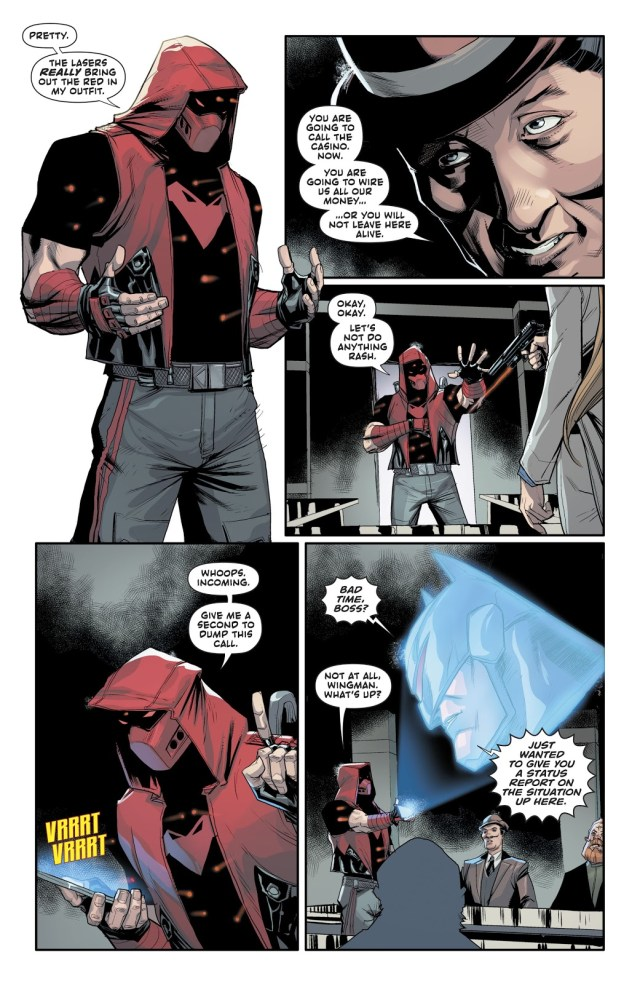 Red Hood VS The Euro-Bloc