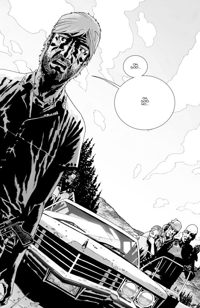 Rick Grimes (The Walking Dead #34)