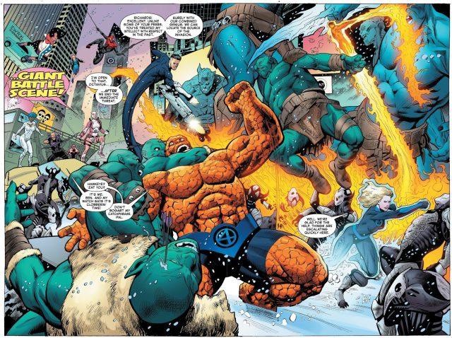 The Fantastic Four (Superior Spider-Man Vol. 2 #7)