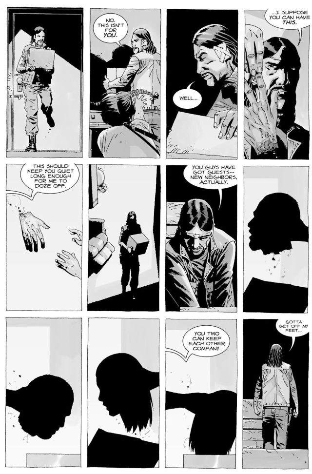 The Governor's Grotesque Collection (The Walking Dead)