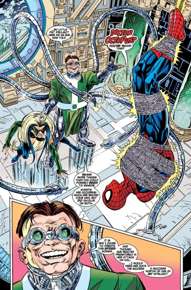 Doctor Octopus (The Amazing Spider-Man Vol. 2 #6)