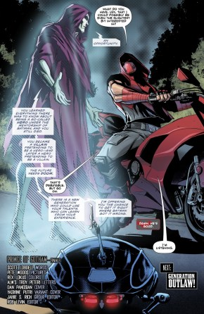 Red Hood and the Outlaws Vol. 2 #36