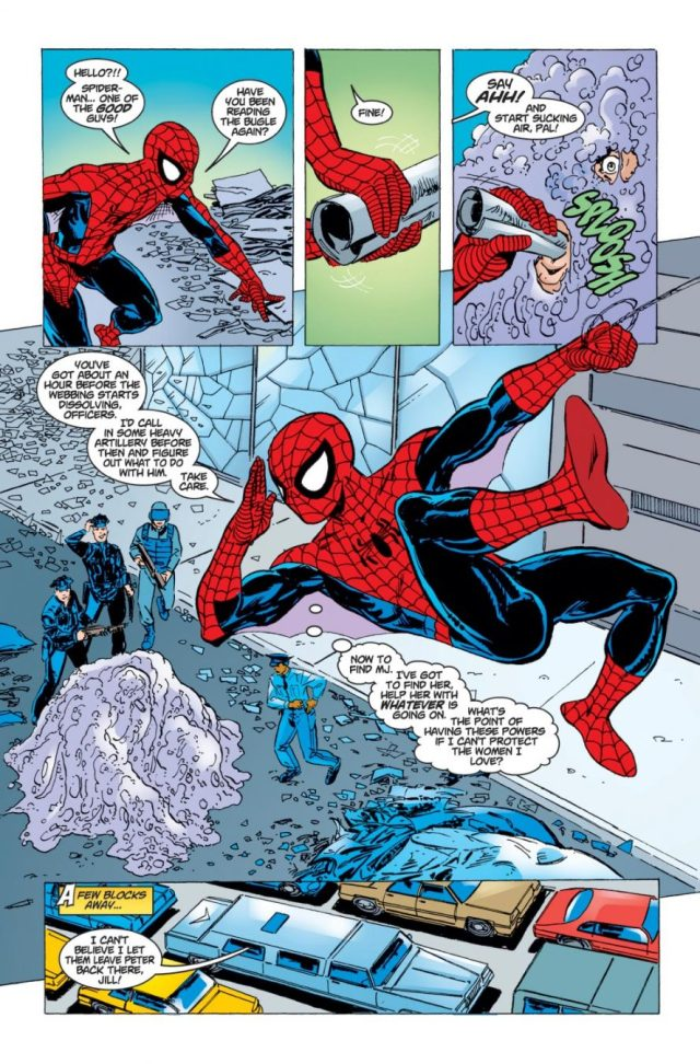 Spider-Man VS The Blob