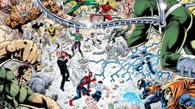 Spider-Man's Rogue Gallery (The Amazing Spider-Man Vol. 2 #7)