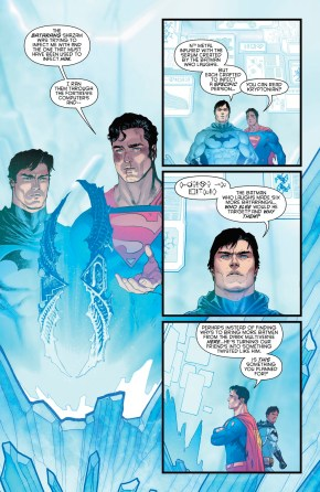 Batman Can Read Kryptonian (Rebirth)