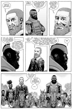 Mercer Was A Marine (The Walking Dead)
