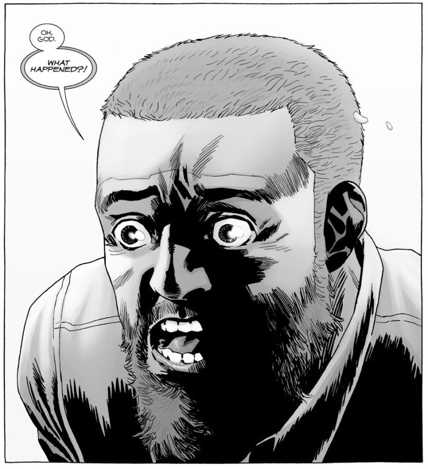 Rick Grimes (The Walking Dead #180)