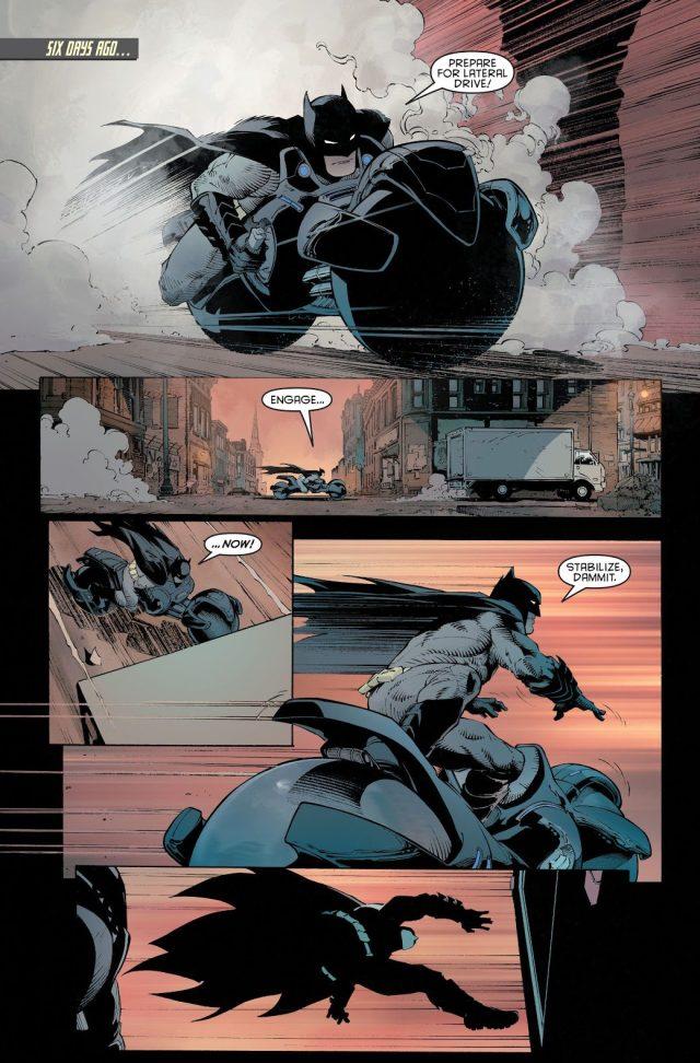 Batman VS Reaper