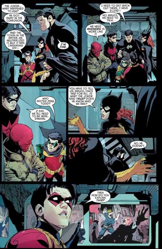 Did The Joker Get Inside The Batcave
