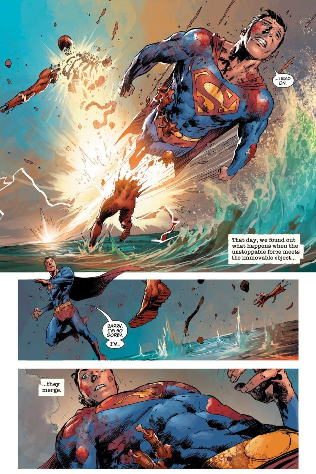 Superman Kills The Flash (DCeased)