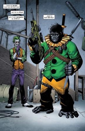 The Joker And Jackanapes
