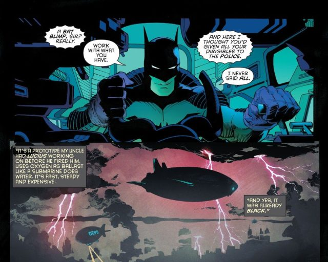 Batblimp (New 52)