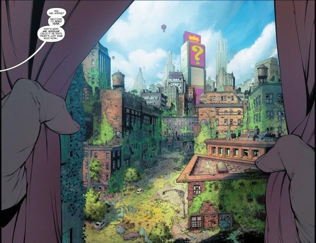 Zero Year (Batman Vol. 2 #30)