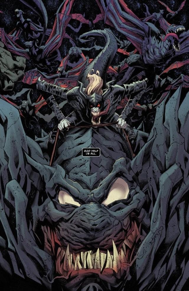 Venom Kills Dark Carnage