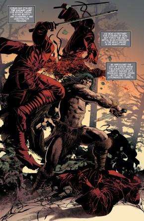 Conan The Barbarian (Savage Avengers #1)