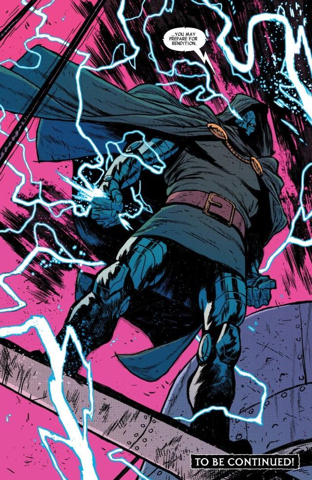 Doombot (Savage Avengers #6)