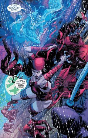 Elektra (Savage Avengers #7)