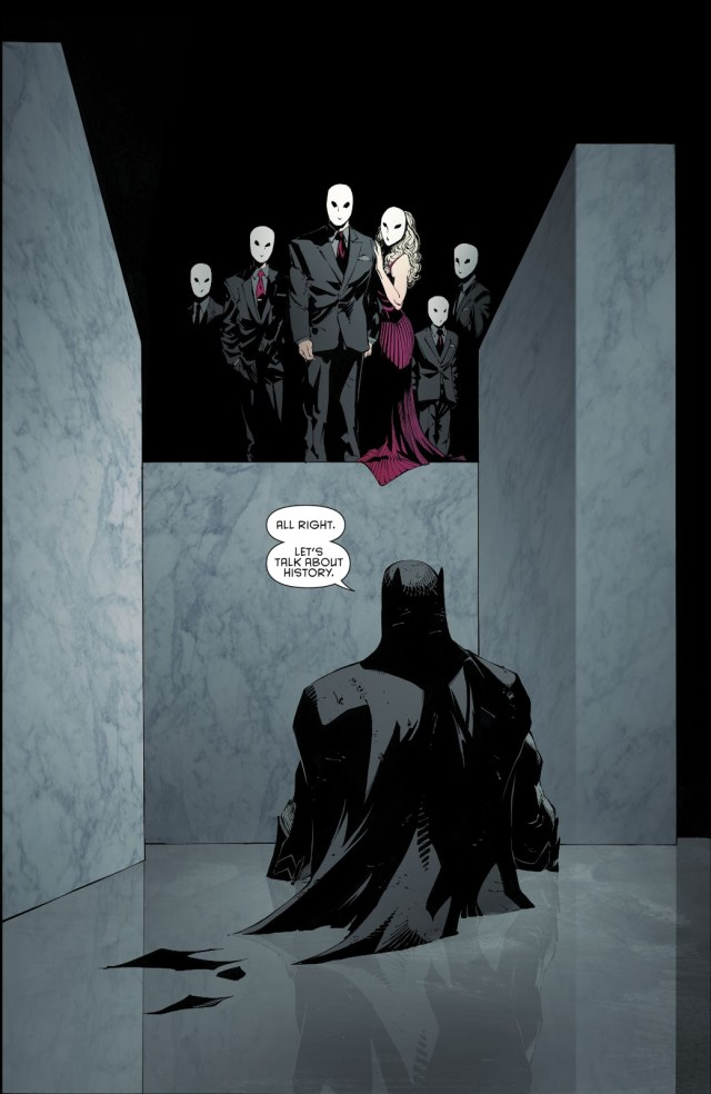 Court of Owls (Batman Vol. 2 #38)