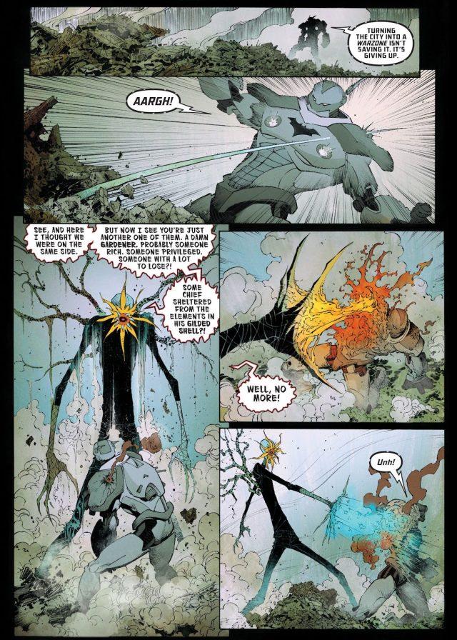 Batman VS Bloom