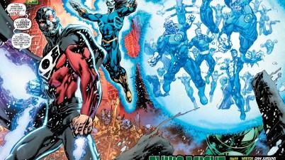 Cyborg-Superman (Green Lanterns Vol. 1 #56)