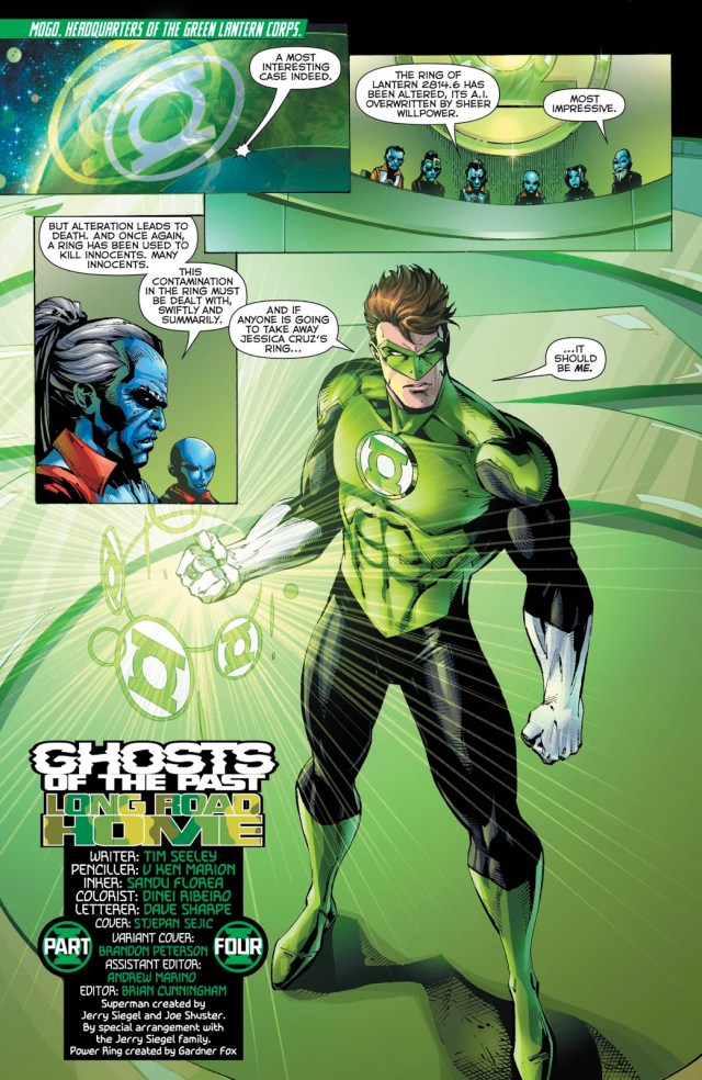 Hal Jordan (Green Lanterns Vol. 1 #47)