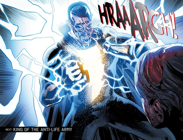 Black Adam Becomes A Zombie (DCeased)