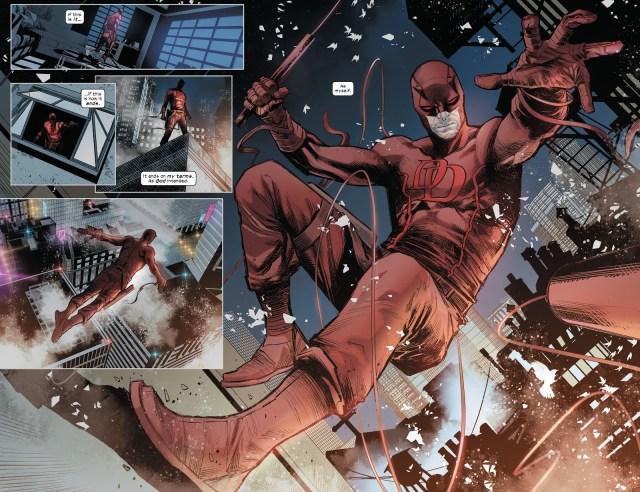 Daredevil Vol. 6 #21