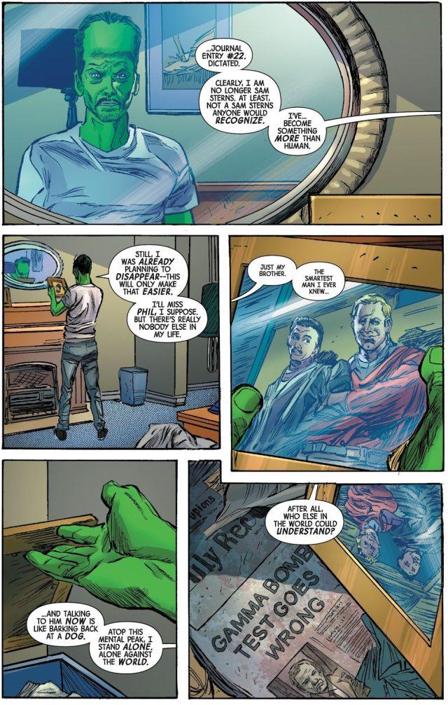 The Leader (The Immortal Hulk #34)