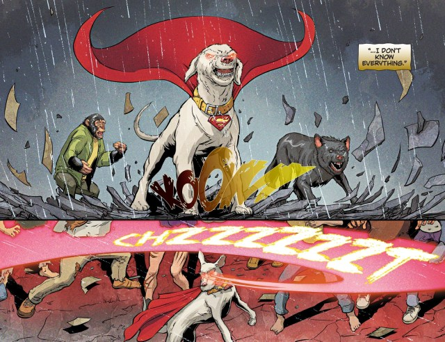 Krypto (DCeased Hope At World's End)