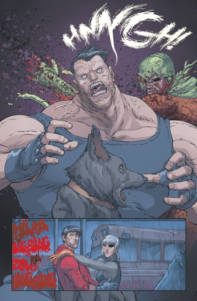Bane Becomes A Zombie (DCeased)