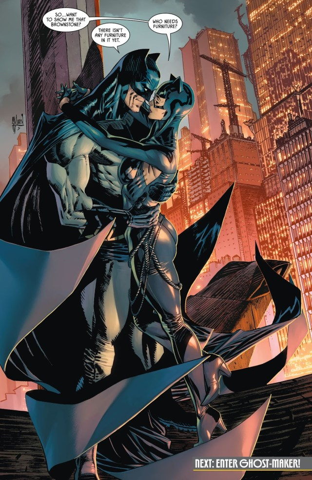 Batman And Catwoman To Separate For One Year