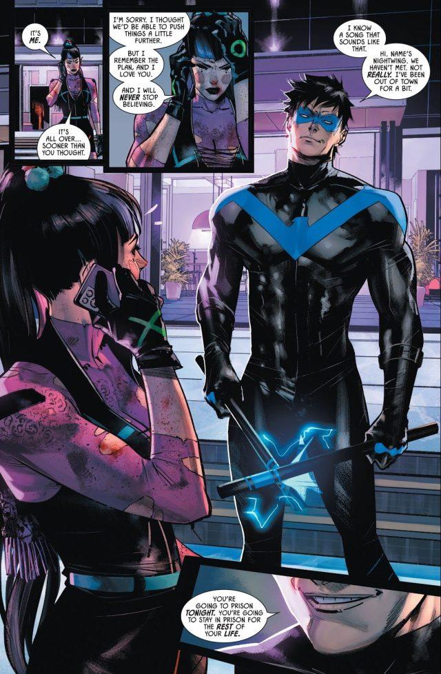 Nightwing (Batman Vol. 3 #100)