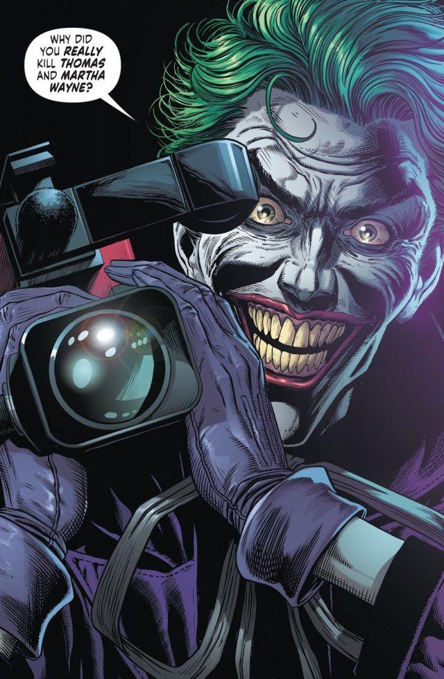 The Joker (Batman Three Jokers #2)