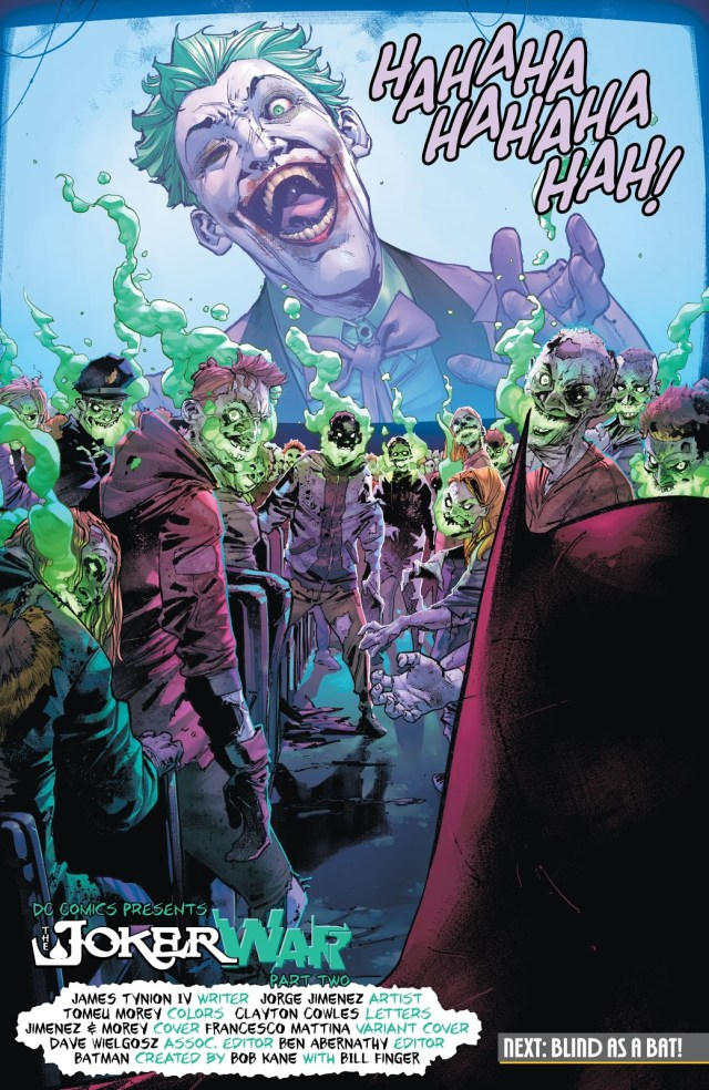 The Joker (Batman Vol. 3 #96)