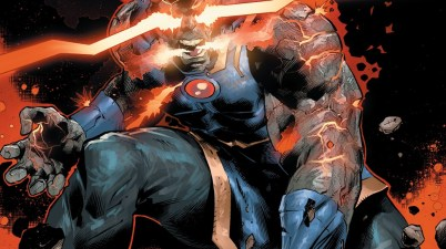 Unliving Darkseid (DCeased)