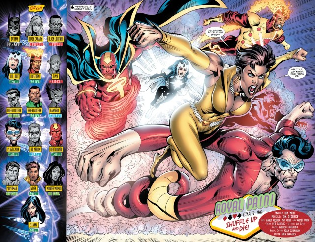 Justice League of America Vol. 2 #36