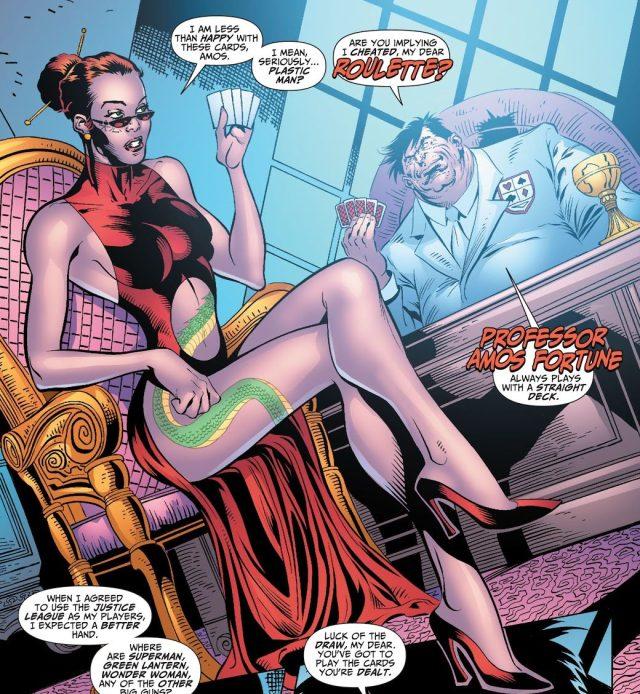 Roulette (Justice League of America Vol. 2 #35)