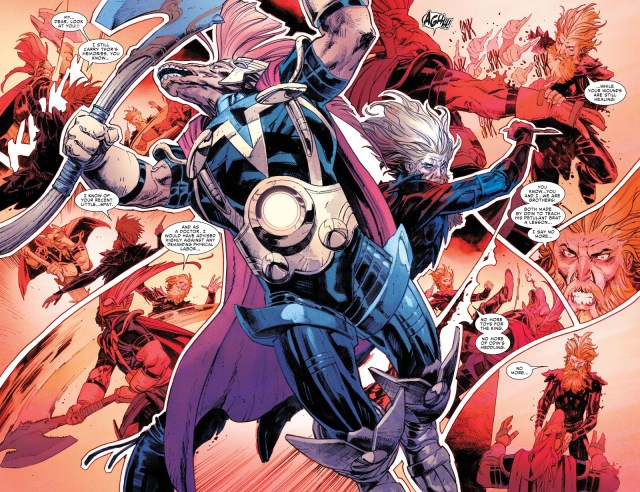 Donald Blake Defeats The Entire Asgardian Army