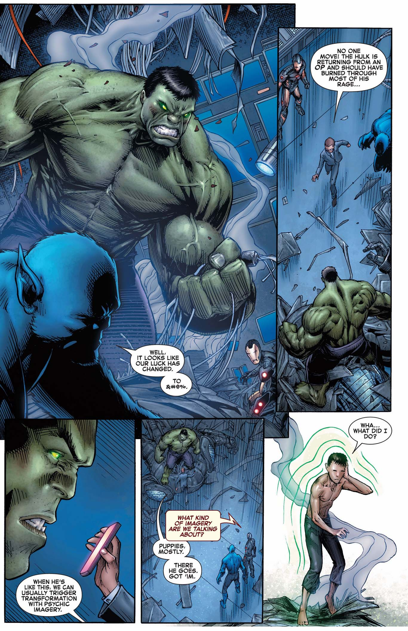 The Hulk Comicnewbies