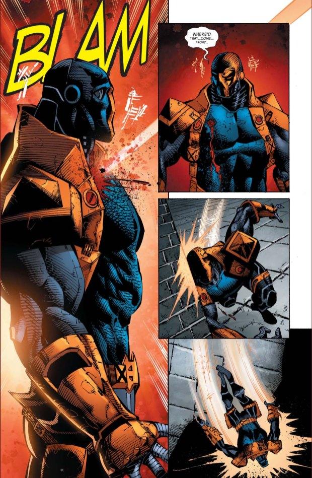 Black Manta And Harley Quinn VS Deathstroke  Comicnewbies