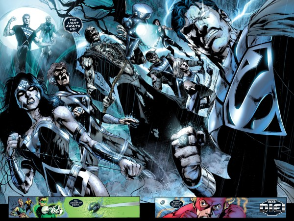 Black Lantern Batman Turns Comicnewbies