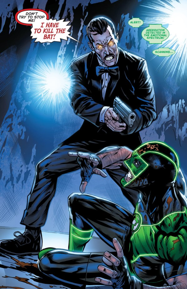 Alfred Pennyworth Green Lantern Simon Baz Comicnewbies