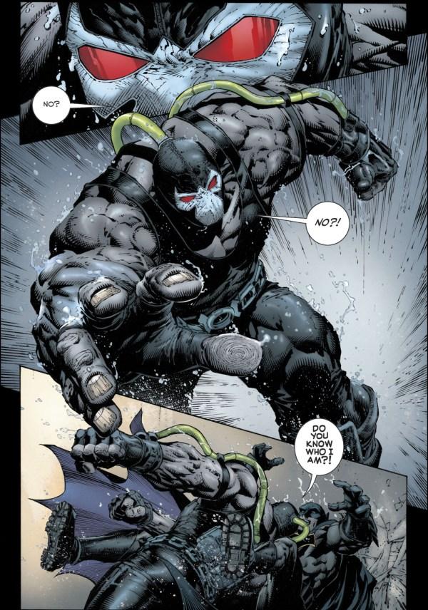 Bane Batman Rebirth Comicnewbies