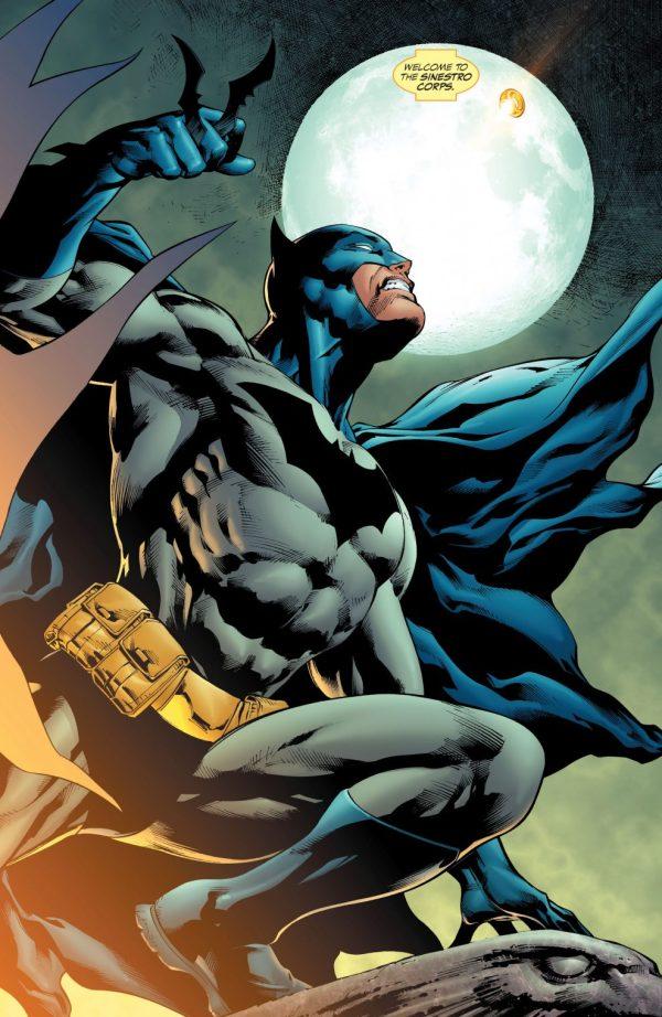 Batman Green Lantern Vol. 4 #17 Comicnewbies