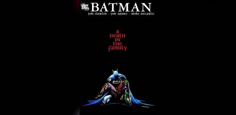 Joker- death in the family Story of joker